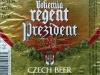 Bohemia Regent Prezident ▶ Gallery 2255 ▶ Image 8813 (Label • Этикетка)