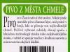 Žatecký Chmelař ▶ Gallery 2355 ▶ Image 7831 (Back Label • Контрэтикетка)