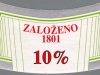 Žatecký Chmelař ▶ Gallery 2355 ▶ Image 7833 (Neck Label • Кольеретка)