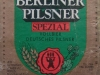 Berliner Pilsner Spezial ▶ Gallery 330 ▶ Image 771 (Label • Этикетка)