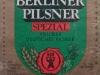 Berliner Pilsner Spezial ▶ Gallery 330 ▶ Image 771 (Label • Этикетка)