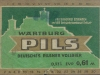 Wartburg Pils ▶ Gallery 324 ▶ Image 740 (Label • Этикетка)