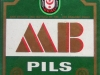MB Pils Export ▶ Gallery 332 ▶ Image 773 (Label • Этикетка)