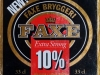 Faxe Extra Strong Lager ▶ Gallery 2422 ▶ Image 8070 (Label • Этикетка)