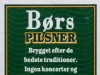 Børs Pilsner ▶ Gallery 2411 ▶ Image 8043 (Back Label • Контрэтикетка)