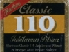 Harboes Classic 110 Jubilæums Pilsner ▶ Gallery 2413 ▶ Image 8049 (Back Label • Контрэтикетка)