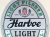Harboe Light Pilsner ▶ Gallery 2410 ▶ Image 8041 (Label • Этикетка)