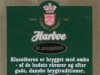 Harboe Pilsner ▶ Gallery 2412 ▶ Image 8046 (Back Label • Контрэтикетка)