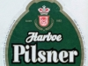 Harboe Pilsner ▶ Gallery 2412 ▶ Image 8047 (Label • Этикетка)