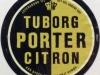 Tuborg Porter Citron ▶ Gallery 2420 ▶ Image 8066 (Label • Этикетка)