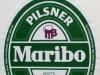 Maribo Pilsner ▶ Gallery 2406 ▶ Image 8034 (Label • Этикетка)