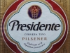 Presidente ▶ Gallery 74 ▶ Image 171 (Label • Этикетка)
