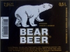 Bear Beer ▶ Gallery 266 ▶ Image 600 (Label • Этикетка)