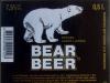 Bear Beer ▶ Gallery 266 ▶ Image 600 (Label • Этикетка)