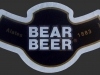 Bear Beer ▶ Gallery 266 ▶ Image 601 (Neck Label • Кольеретка)