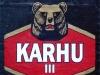 Karhu III ▶ Gallery 817 ▶ Image 2191 (Label • Этикетка)