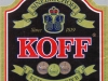 Koff Extra Strong ▶ Gallery 1776 ▶ Image 5468 (Label • Этикетка)