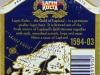 Lapin Kulta Premium ▶ Gallery 1778 ▶ Image 5476 (Back Label • Контрэтикетка)