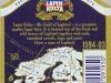 Lapin Kulta Premium ▶ Gallery 1778 ▶ Image 5477 (Back Label • Контрэтикетка)