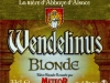 Wendelinus Blonde ▶ Gallery 2335 ▶ Image 7777 (Label • Этикетка)