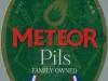 Meteor Pils ▶ Gallery 2318 ▶ Image 8923 (Label • Этикетка)