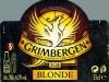 Grimbergen Blonde ▶ Gallery 2211 ▶ Image 7626 (Label • Этикетка)