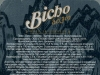 Bicho ▶ Gallery 2678 ▶ Image 9070 (Back Label • Контрэтикетка)