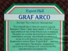 GRAF ARCO Export Hell ▶ Gallery 1297 ▶ Image 3742 (Back Label • Контрэтикетка)