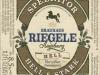 Riegele Speziator Hell & Stark ▶ Gallery 1996 ▶ Image 6741 (Label • Этикетка)