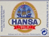 Hansa Pils ▶ Gallery 2098 ▶ Image 6710 (Label • Этикетка)