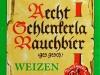 Aecht Schlenkerla Rauchbier Weizen ▶ Gallery 1599 ▶ Image 4824 (Label • Этикетка)