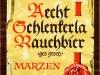 Aecht Schlenkerla Rauchbier Märzen ▶ Gallery 1600 ▶ Image 4827 (Label • Этикетка)