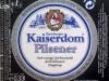 Kaiserdom Pilsener ▶ Gallery 2090 ▶ Image 6694 (Label • Этикетка)