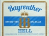 Bayreuther Hell ▶ Gallery 1336 ▶ Image 3939 (Label • Этикетка)