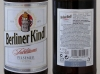 Berliner Kindl Jubiläums Pilsener ▶ Gallery 631 ▶ Image 1786 (Glass Bottle • Стеклянная бутылка)