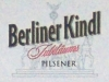 Berliner Kindl Jubiläums Pilsener ▶ Gallery 631 ▶ Image 1787 (Back Label • Контрэтикетка)