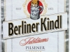 Berliner Kindl Jubiläums Pilsener ▶ Gallery 631 ▶ Image 1789 (Label • Этикетка)