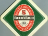 Beck's Bier ▶ Gallery 793 ▶ Image 2138 (Coaster • Подставка)
