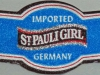 St. Pauli Girl ▶ Gallery 1842 ▶ Image 5690 (Neck Label • Кольеретка)