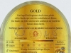 Engel Gold ▶ Gallery 1685 ▶ Image 5169 (Back Label • Контрэтикетка)