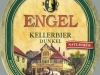 Engel Kellerbier Dunkel ▶ Gallery 2662 ▶ Image 9681 (Label • Этикетка)