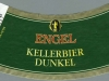 Engel Kellerbier Dunkel ▶ Gallery 2662 ▶ Image 9682 (Neck Label • Кольеретка)