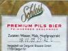 Schloss Premium Pils ▶ Gallery 1396 ▶ Image 4060 (Back Label • Контрэтикетка)