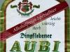 Dingslebener AUBI Alkoholfreies Spezialbier ▶ Gallery 2591 ▶ Image 8723 (Label • Этикетка)