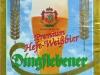 Dingslebener Premium Hefe-Weißbier ▶ Gallery 1592 ▶ Image 4798 (Label • Этикетка)