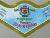 Dingslebener Premium Hefe-Weißbier ▶ Gallery 1592 ▶ Image 4799 (Neck Label • Кольеретка)