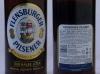 Flensburger Pilsener ▶ Gallery 563 ▶ Image 1552 (Glass Bottle • Стеклянная бутылка)