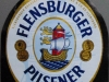 Flensburger Pilsener ▶ Gallery 563 ▶ Image 1560 (Label • Этикетка)