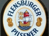 Flensburger Pilsener ▶ Gallery 563 ▶ Image 1561 (Label • Этикетка)