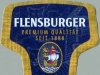Flensburger Dunkel ▶ Gallery 2797 ▶ Image 9646 (Excise Stamp • Акцизная марка)